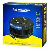 Michelin 92412 Akku Hochleistungskompressor mit LED und abnehmbarem Reifendruckprüfer - 5